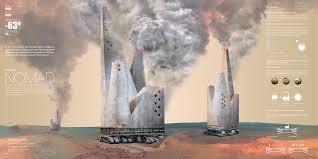 100 Nomad Architecture Terraforming Mars EVolo Magazine