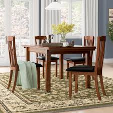 Three Posts Remsen Extendable Dining Set With 4 Chairs & Reviews ... Shop Psca6cmah Mahogany Finish 4chair And Ding Bench 6piece Three Posts Remsen Extendable Set With 6 Chairs Reviews Fniture Pating By The Professionals Matthews Restoration Tustin Chair Room Store Antoinette In Cherry In 2019 Traditional Sets Covers Leather Designs Dark Superb 1960s Scdinavian Design Rose Finished Teak Transitional Upholstered Mahogany Ding Room Chairs Lancaster Table Seating Wooden School House Modern Oval Woptional Cleo Set Finish Home Stag Extending Table 4