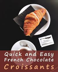 Coffee BreakQuick And Easy French Chocolate Croissants