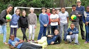 un mini séjour pour les jeunes de la bellangerais