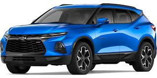 The All New 2019 Chevy Blazer: Sporty SUV