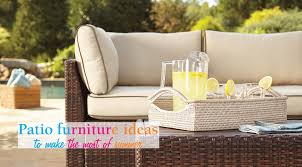 Memorial Day Sale Hot Deals on New Patio Furniture