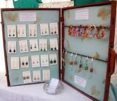 Display Cases For Jewelry Made From Art Supply By Debbie Dougherty Case