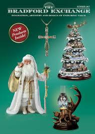 Thomas Kinkade Christmas Tree Uk by Grp Catalogue Uk 0717 By Bradford Exchange Issuu