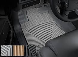 amazon com 2010 2013 ford taurus black weathertech floor mat
