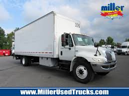 100 2012 Truck Of The Year INTERNATIONAL 4300 BOX VAN TRUCK FOR SALE 3204