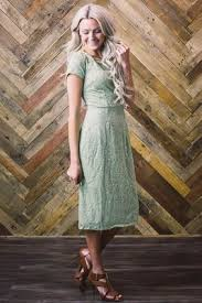 PERFECT Bridesmaid or Semi Formal Dress Lace is timeless and
