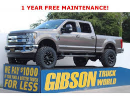 100 Gibson Truck 2019 Ford F250 For Sale In Sanford FL Commercial Trader