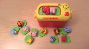 Farm Animal Mash Up: Leap Frog Educational Toy For 12-36 Months ... Leapfrog Toysrus Learn To Count Numbers And Names Of Toy Foods Cutting Food With Amazoncom Fridge Farm Magnetic Animal Set Toys Games Leap Frog Red Barn Replacement Duck Phonics Animals Learning J Dancing Her Youtube Sold Out Word Builder Activity For Babies Toy Mercari Buy Sell Wash Go Vehicles Letters Sun Base
