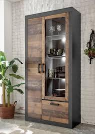 home affaire vitrine für 299 99 dekorative