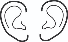 Left Ear Clipart Free Clip Art Image