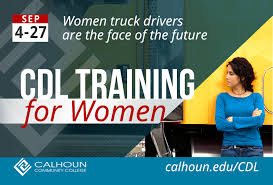 Calhoun Community College To Offer CDL Class For Women – Calhoun ... Woman Truck Driver Looking Out The Door Of A Big Rig From Stock Driver Shortage In Industry Baku Experience Life Trucker Truck On Xbox One Looking In Sideview Mirror Photo Getty Images Military Veteran Driving Jobs Cypress Lines Inc Owner Operator Application Are You For Traing Brisbane We Are Good Garbage Waste Management Trains Senior Throw The Window Picture Male Out Of Image Forwarding Sits Cab His Orange Edit Now 18293614 Guy Pickup At Shotgun Video Footage Videoblocks