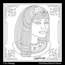 Coloring Pages Colouring Books My Wife Doodle Art Ancient Egypt Embroidery Ideas Egyptian Therapy