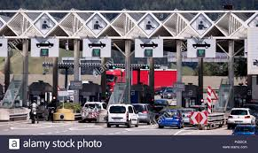 100 50 Cars And Trucks Schoenberg Austria 15th June 2018 And Trucks On The Brenner