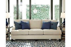 Ashley Furniture Light Blue Sofa by Harahan Sofa Ashley Furniture Homestore