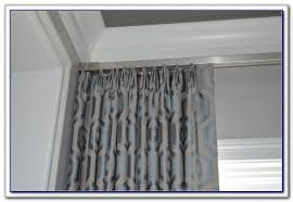 Decorative Traverse Rods With Pull Cord by Traverse Curtain Rods With Pull Cord Curtains Home Design