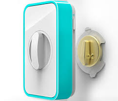 Lockitron announces new NFC Bluetooth and SMS friendly door