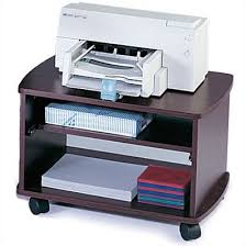Safco Products Mobile Printer Stand & Reviews