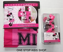 Mickey Minnie Bathroom Decor by Bathroom Inspiring Mickey Minnie Mouse Pattern Bedding Set And