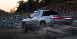 The Rivian R1T Is The Future Of Electric Pickup Trucks, If It Can ... Water Truck Hire Gold Coast Large Small H2flow History Of Service And Utility Bodies For Trucks 037 Small Tire Mud Bogging Trucks Youtube Heartland Vintage Pickups 2017 Gmc And Suvs Henderson Chevrolet Wikipedia 1976 Luv Light Vehicle Badge Engineered Isuzu Gr Imports Llc Japanese Mini Mexico South America Have Small Utility Baby Trucks Abs