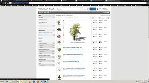 Autodesk Seek Revit Families by Adding People Vegetation And Vehicles Using The Building Design