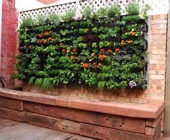 garden ideas Flower Power Vertical Planting Ideas Living Wall