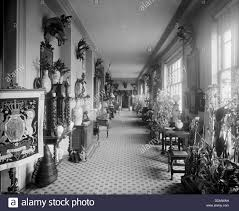 The Entrance Hall At The White Lodge Richmond Park London 1892