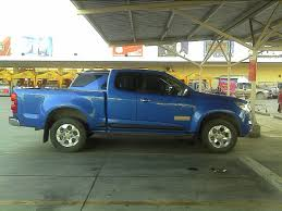 2013 Chevrolet Colorado Pickup Truck Caught In The Flesh | Carguideblog