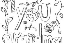 Inspirational 7 I Love You Grandma Doodle Coloring Page