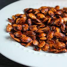 Roasting Pumpkin Seeds In The Oven Cinnamon by Roasted Pumpkin Seeds Tastespotting