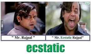 Ecstatic English Hindi Meaning
