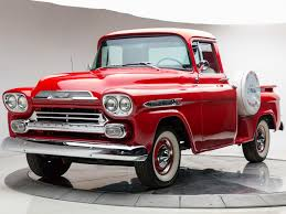 1959 Chevrolet Apache | Duffy's Classic Cars Tci Eeering 51959 Chevy Truck Suspension 4link Leaf Customer Gallery 1955 To 1959 Trucks History 1918 Chevrolet Apache 3100 Stock 139365 For Sale Near Columbus Oh Retyrd Photo Image Classic Cars Sale Michigan Muscle Old Amazoncom Custom Autosound Stereo Compatible With 1949 Chevygmc Pickup Brothers Parts 4x4 Rust Free Panel Very Cool Project Gmc Rat Rod 1958 Shortbed Stepsides Only Pinterest Chevy Chevrolet Station Wagon Rare 164 Scale Diorama Diecast One Fine 59