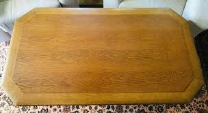 wohnzimmer tisch couchtisch hohnert braun holz eiche rustikal