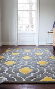 Gorgeous Floor Rug Yellow Gray Rug Wayfair Matches A Small Rug I