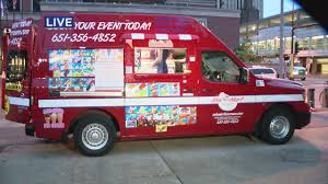 Food Truck Wednesday: Mik Mart Ice Cream Truck - YouTube