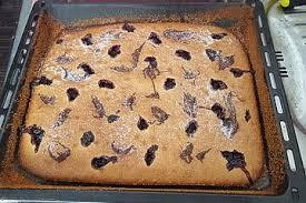 raffinierter kuchen ohne backpulver