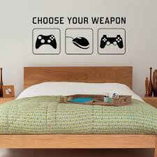 Wall Decals Bedroom Ideas Contemporary Mural Decal White Buy Full Size