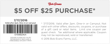 Bob Evans Coupons - $5 Off $25 Today At Bob Evans Restaurants 25 Off Bob Evans Fathers Day Coupon2019 Discount Tire Store Wichita Falls Tx The Onic Nz Coupon Code Tony Robbins Mastering Influence Promo Fansedge Coupons 80 Boost Mobile Coupons Promo Codes 8 Cash Back Grabbens Twitter Where To Buy Bob Evans Usage 2018 Discounts Printable For July 2019 Journal Sentinel Pinned March 19th Second Entree 50 Off Second Breakfast October Aventura Clothing Bobevans Com Feedback Viago Discount A Kids Meal