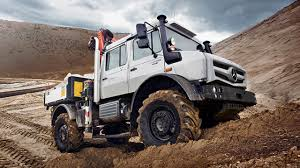 100 New Mercedes Truck Its The New Unimog Top Gear
