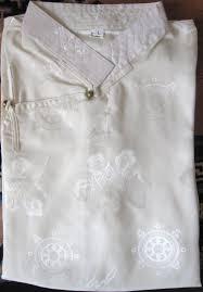 tibetan mens traditional dress shirt 003