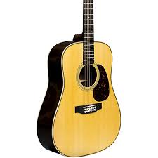 Martin HD12 28 Standard 12 String Dreadnought Acoustic Guitar Thumbnail