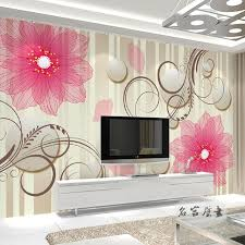 Custom Photo Wallpaper Large Wall Painting Background Living Room Bedroom Modern Garden 3D Mural