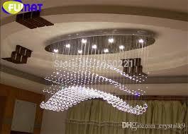 großhandel hängende deckenleuchte deco k9 kristall licht schlafzimmer len hotel wohnzimmer len moderne deckenleuchten le kristall