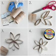 fleur étoile en rouleaux de papier toilette guide astuces