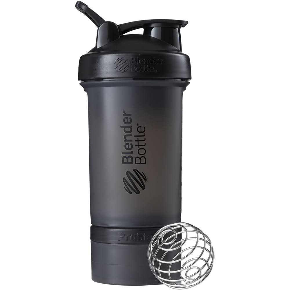 Blender Bottle Prostak Bottle - Black
