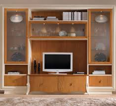 Contemporary TV Cabinet Wooden