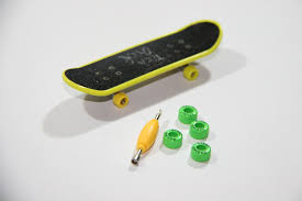 Tech Deck Finger Skateboard Tricks by How To Change Wheels On A Tech Deck 6 Steps With Pictures