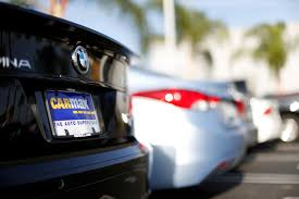 CarMax Profit Grows Amid Used-Car Pricing Pressure - WSJ 2010 Nissan Rogue Carmax Recomended Car Used Cars For Sale Near Me And Car Shows Dallas Tx Allen Samuels Used Cars Vs Cargurus Sales Hurst Dodge Reviews Research Models Carmax Toyota Highlanders Sale At Laurel In Md Pickup Trucks For 2019 20 Best Calgary Dealer Service Parts Gmc Top Kuwait Certified 2014 Ford F150 Media Lima Pa Sales Pitch To Paramus Were Different Cash My We Buy Alief