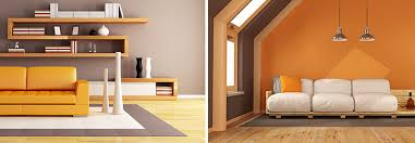 brauntöne an den wänden wunderbar wohnlich farben