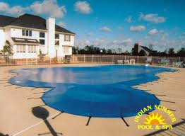Anchor Pool Cover 001 By Indian Summer And Spa